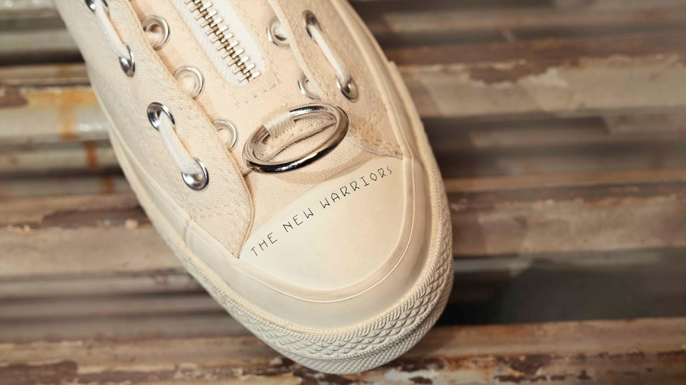 Undercover x Converse Chuck 70 'New Warriors' White 1