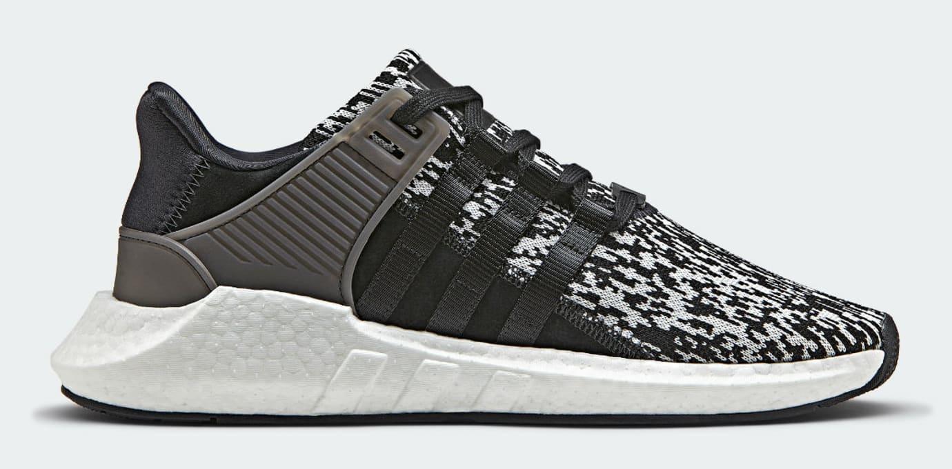 Adidas EQT Support 93/17 Core Black Release Date Profile BZ0584