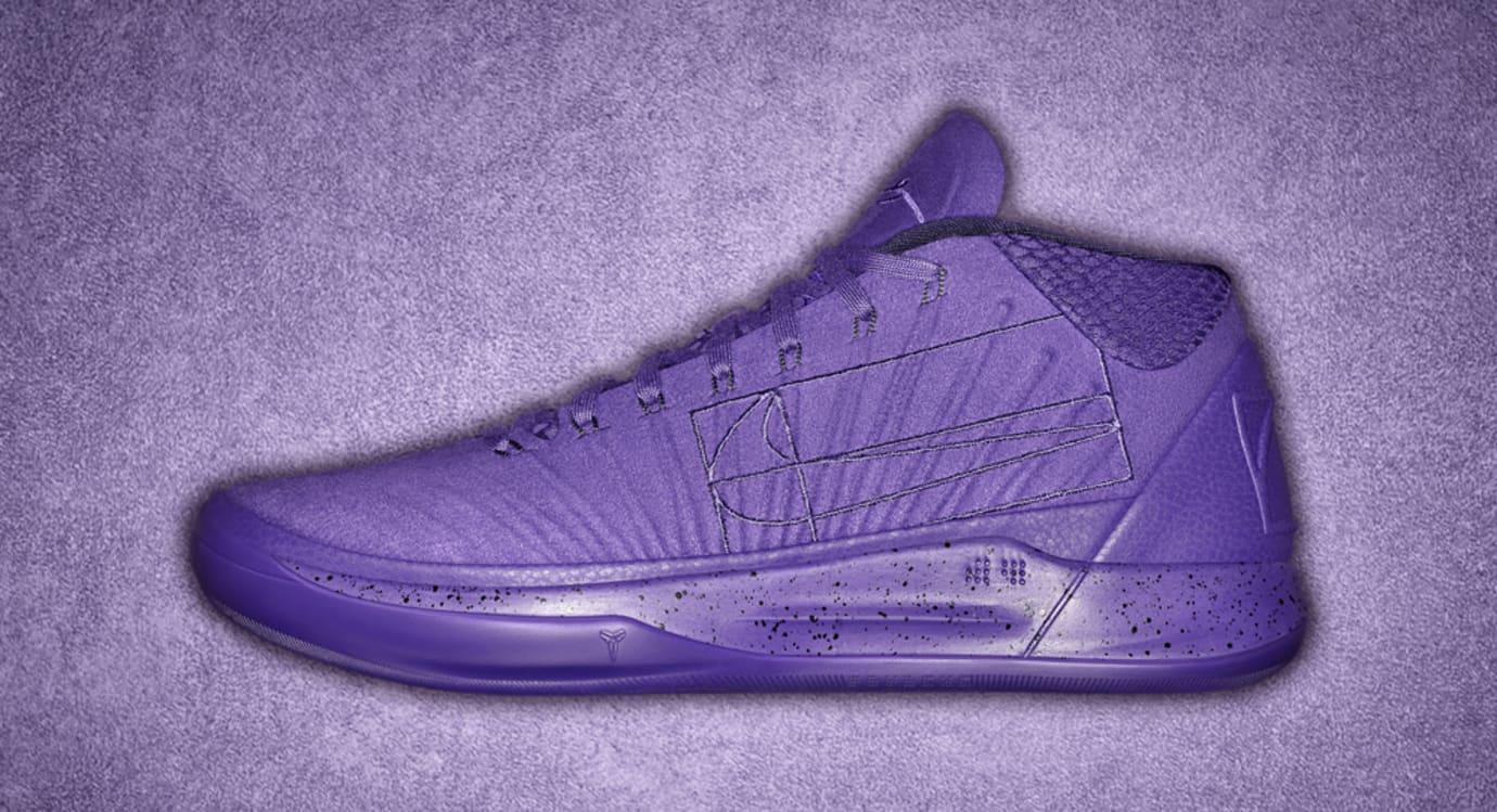 Nike Kobe AD Mid Purple