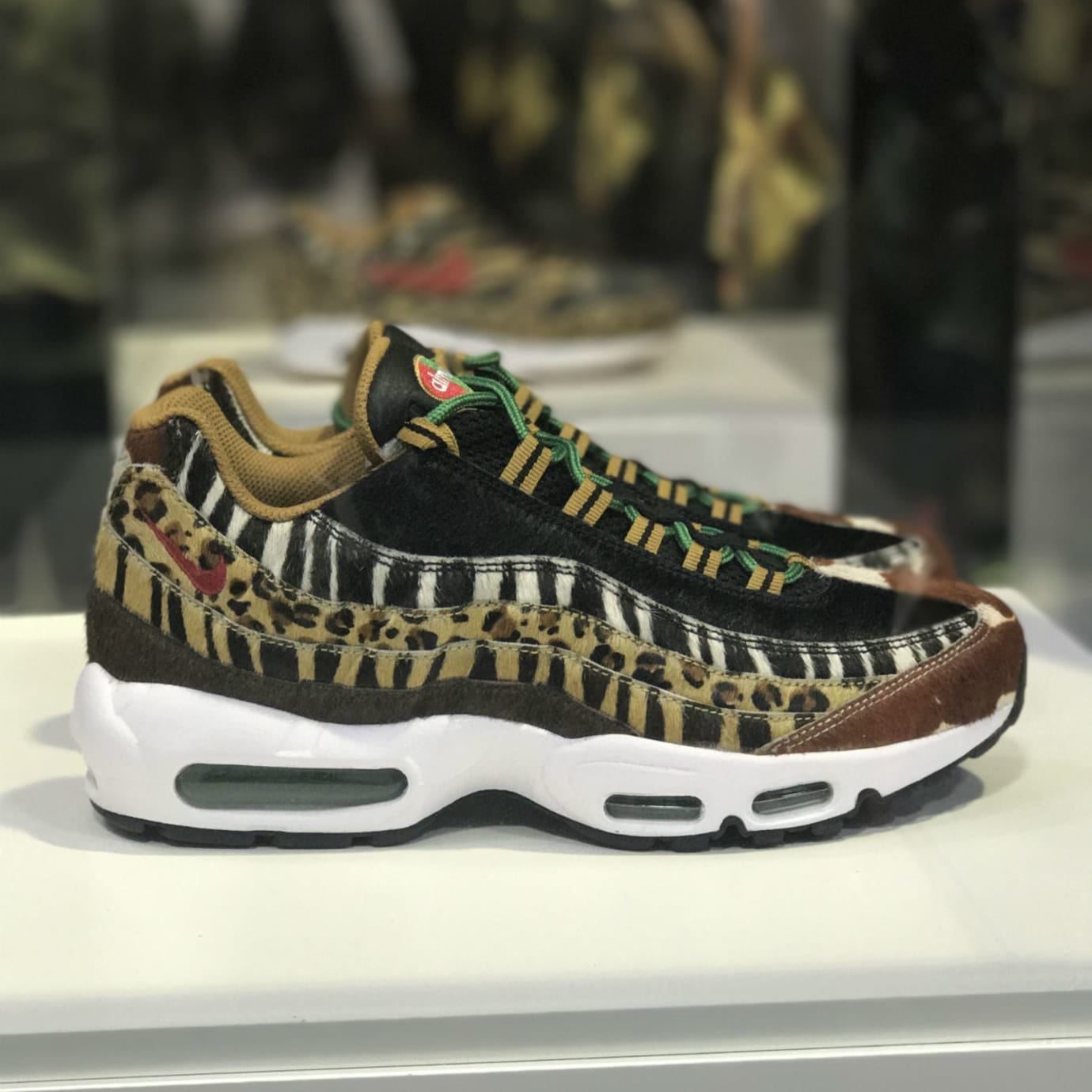 best loved 528ff 93e1e Atmos x Nike Air Max 95 Beast Pack 2018 Release Date