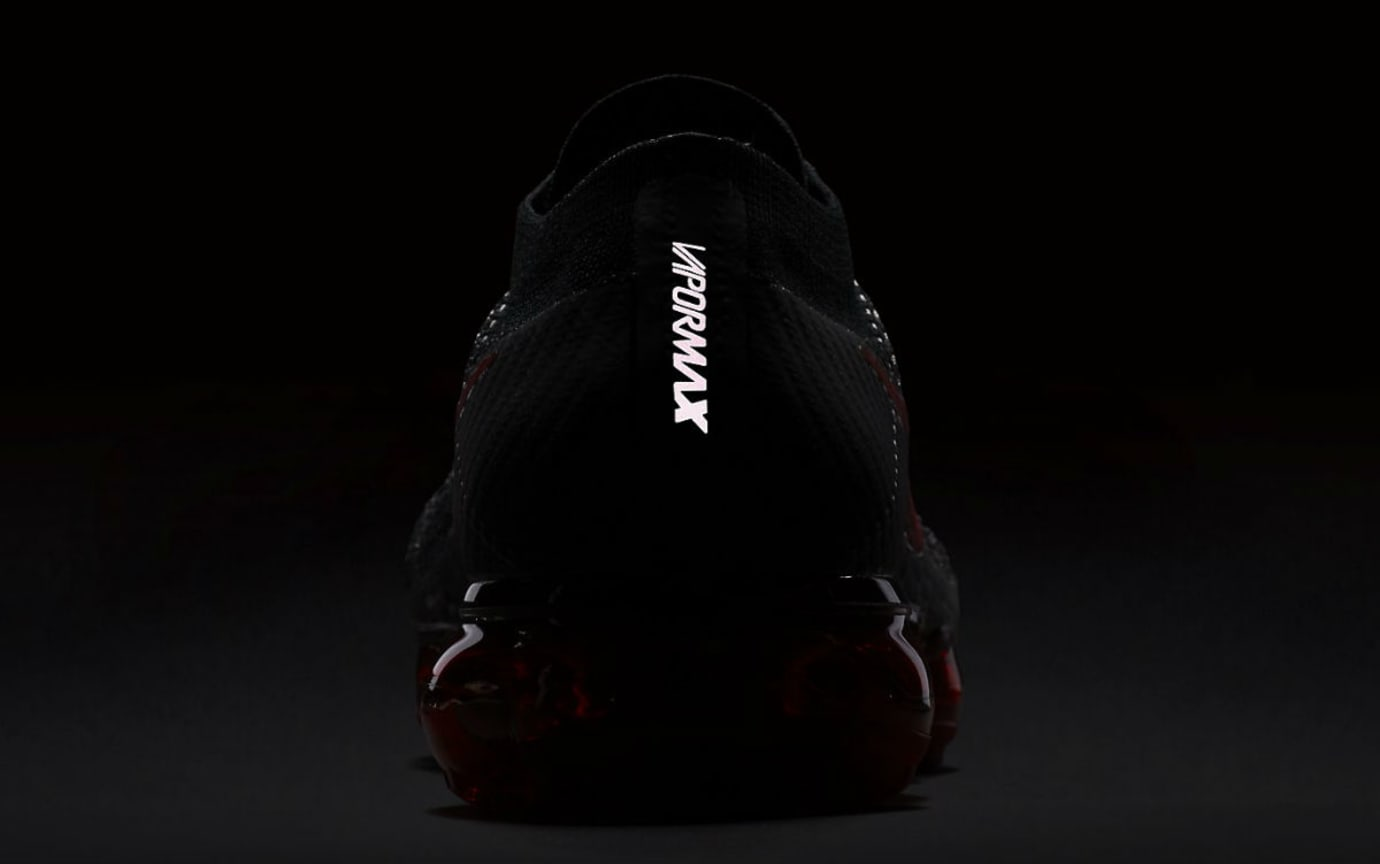 Nike Air  VaporMax Bred Release Date 849558-013 3M