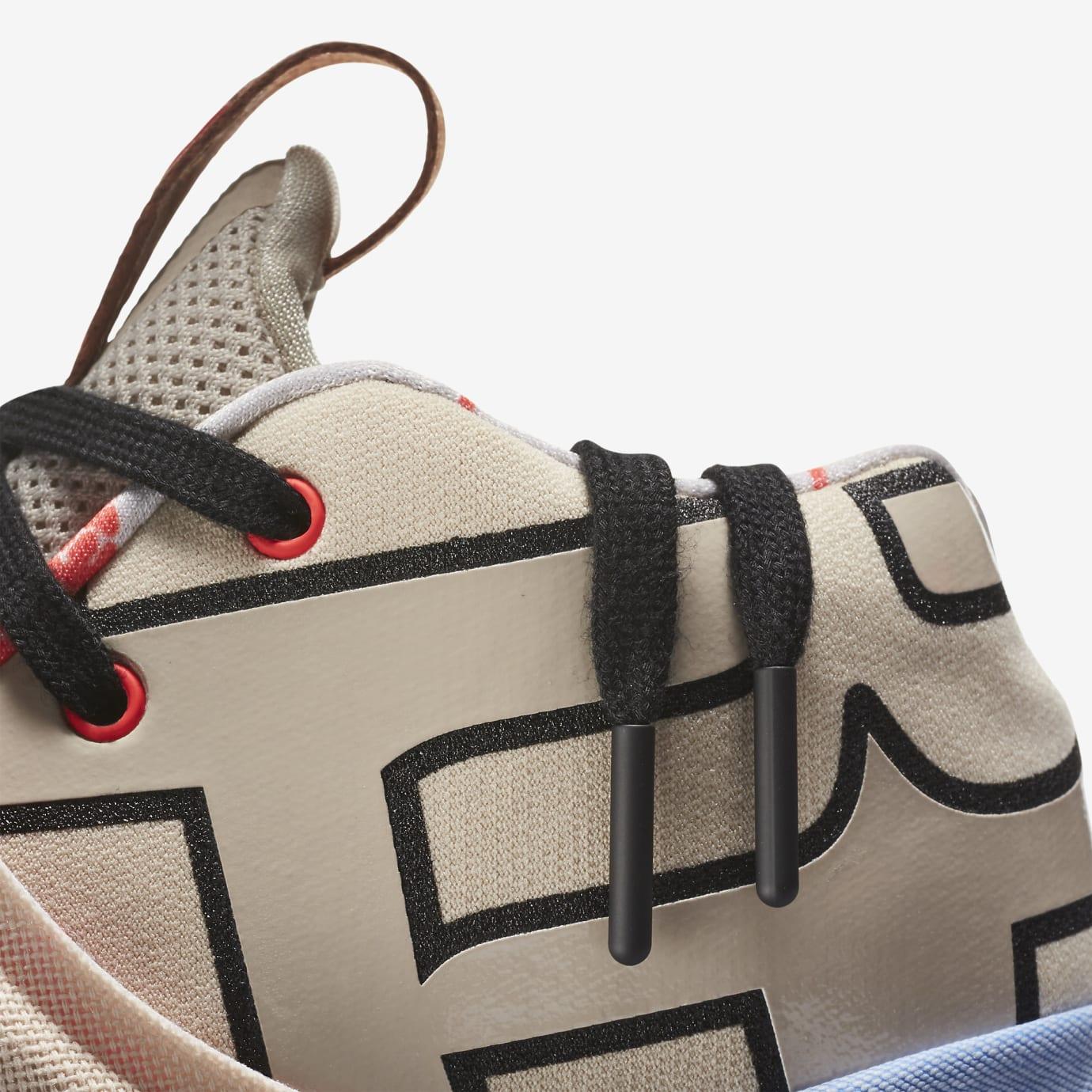 Nike Kyrie Hybrid AJ5165-900 Collar