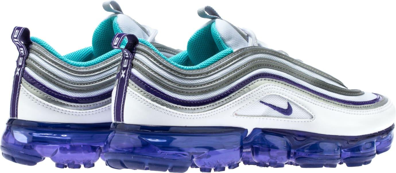 Nike Air VaporMax 97 Aqua Release Date AJ7291-100 Back