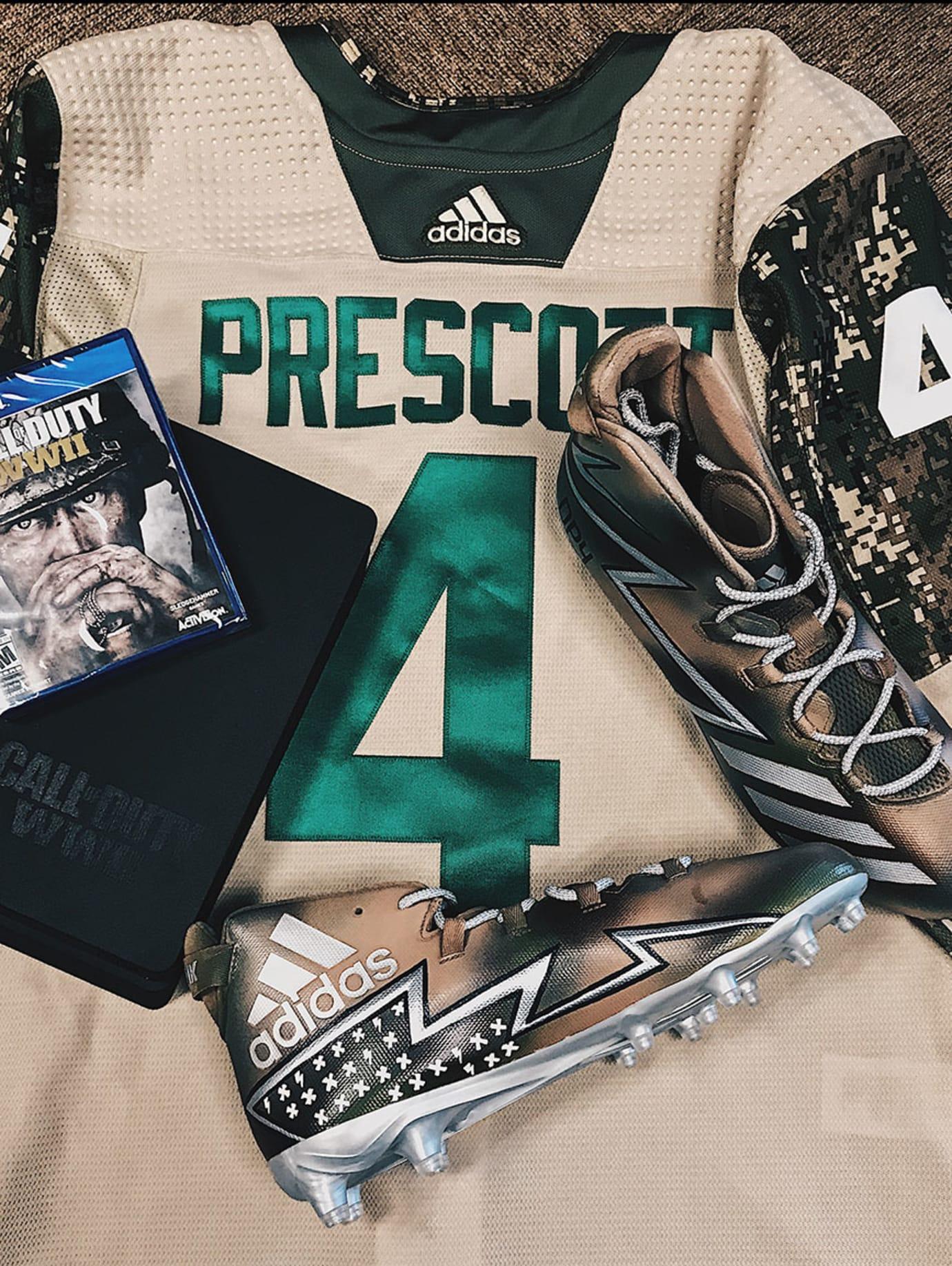 Adidas Call of Duty Cleats Dak Prescott