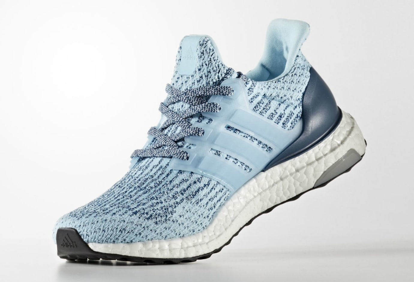 d9f70fce2a09e Adidas Ultra Boost Women s Icy Blue Release Date Medial
