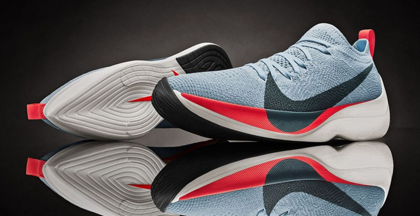 81255533517b5 Eliud Kipchoge Nike Breaking2 Marathon Sneakers VaporFly Elite ...