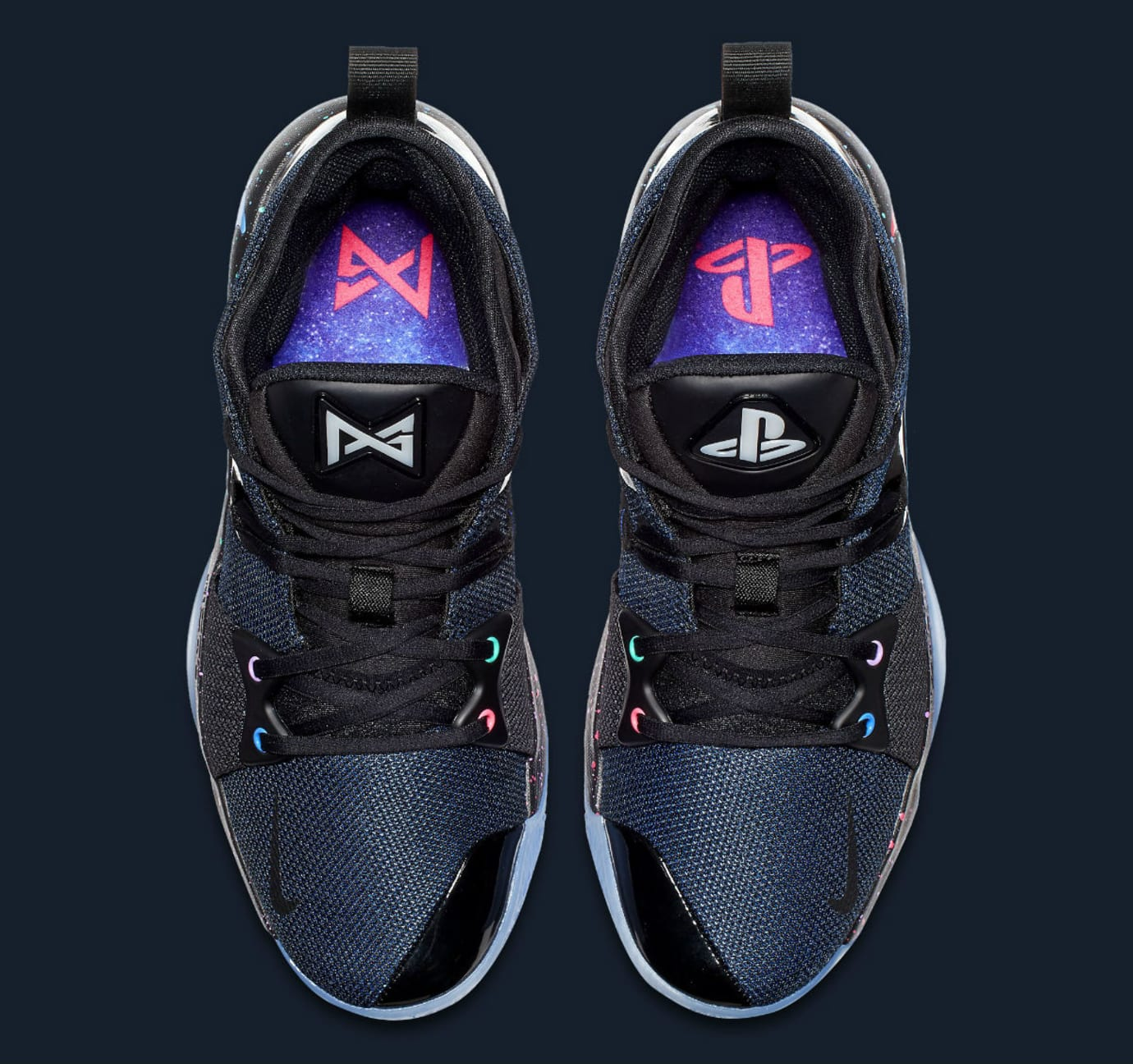 384f4903b2a5 Playstation x Nike PG2 Release Date AT7815-002 Top