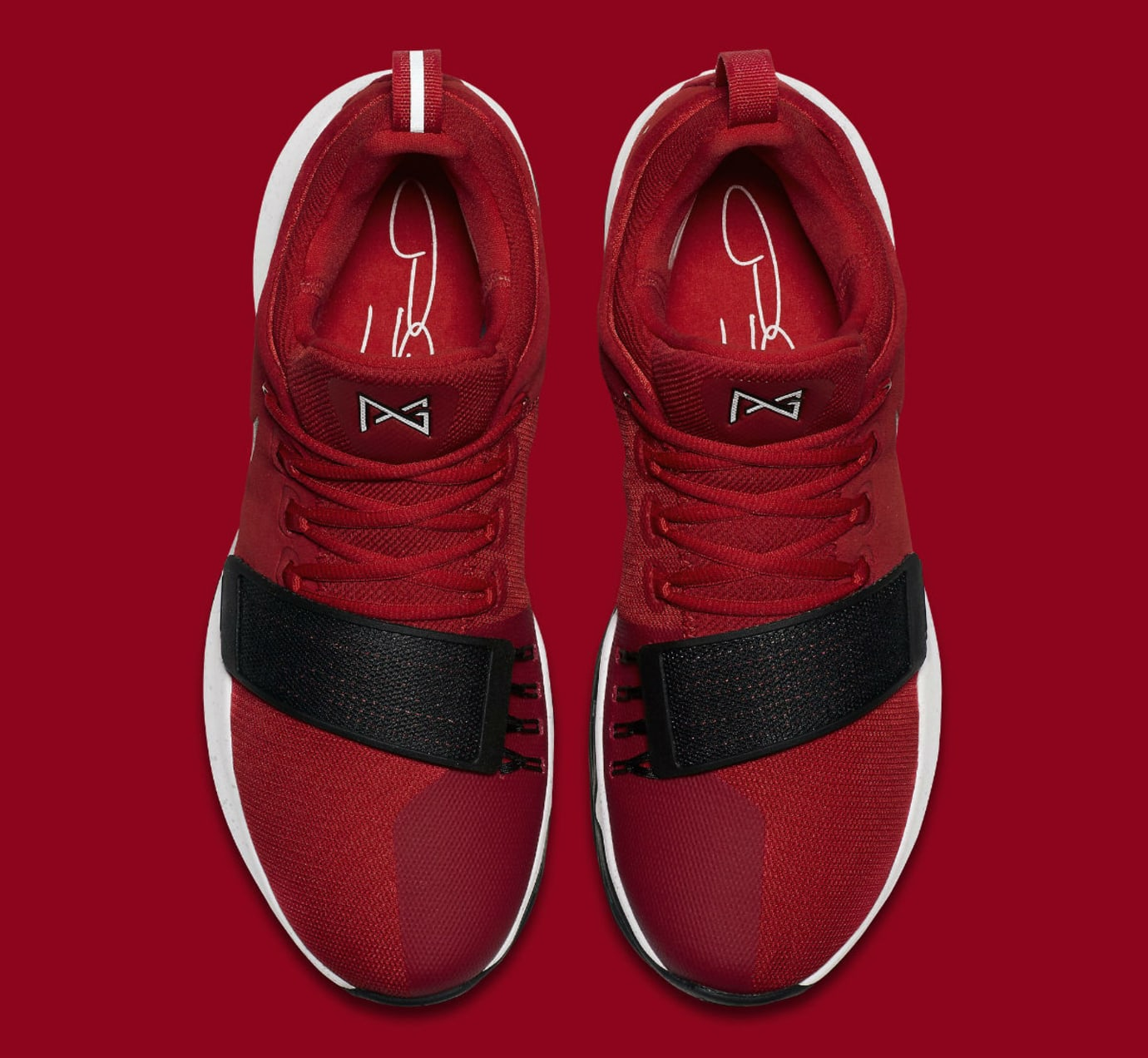 Nike PG1 University Red Release Date Main 878628-602