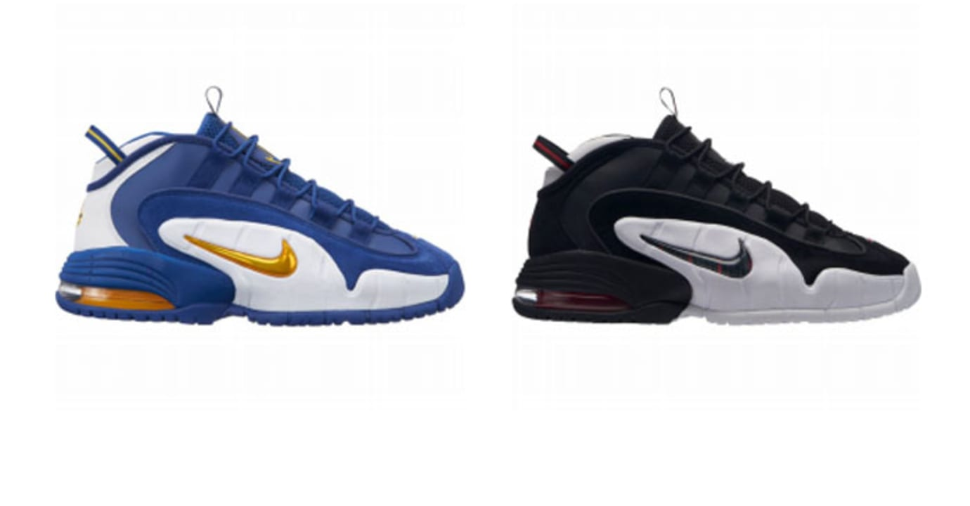 timeless design 7e023 7126b Nike Air Max Penny 1 Team Red Release Date 685153-601 | Sole ...