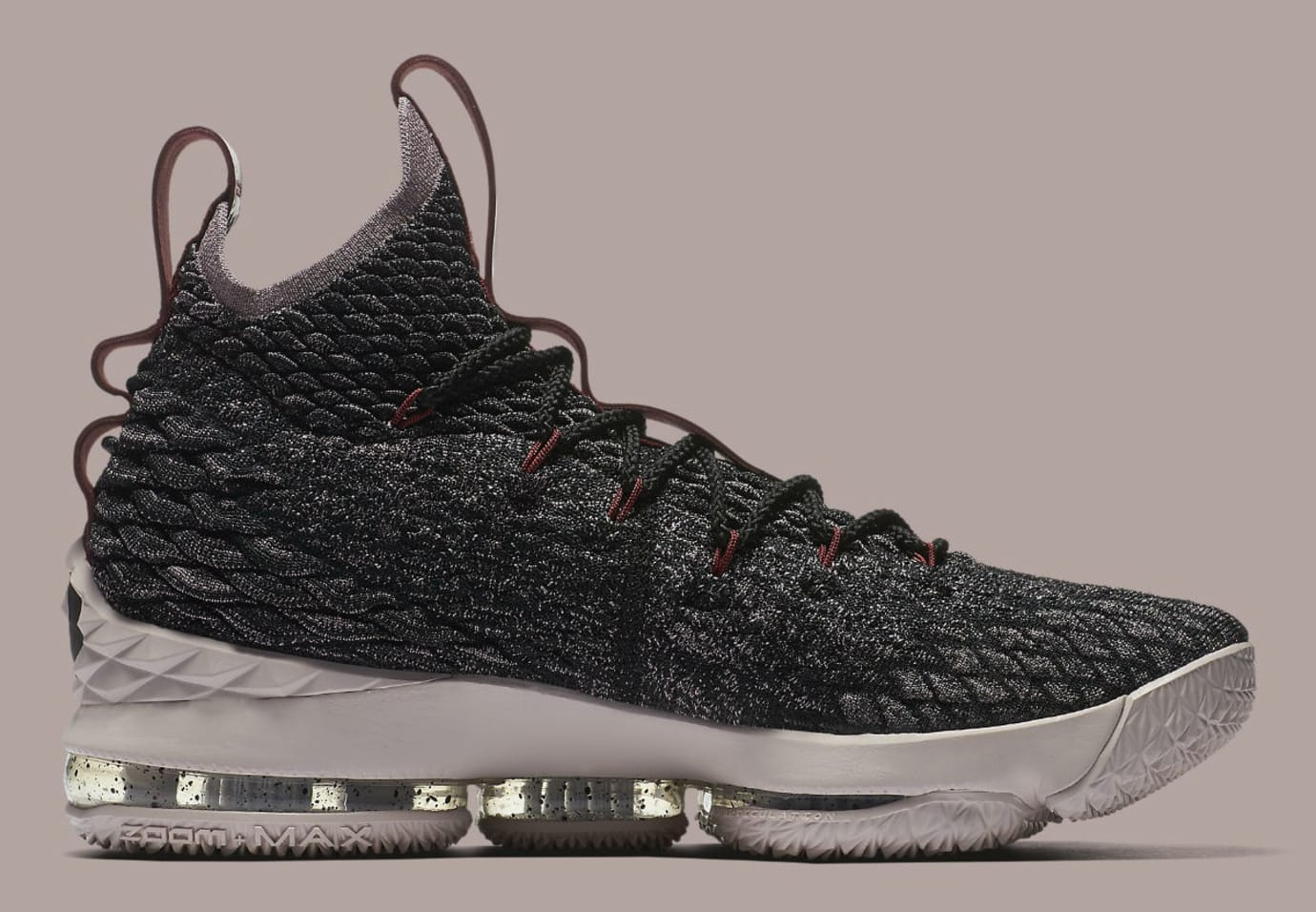 Nike LeBron 15 Pride of Ohio Release date 897648-003 Medial