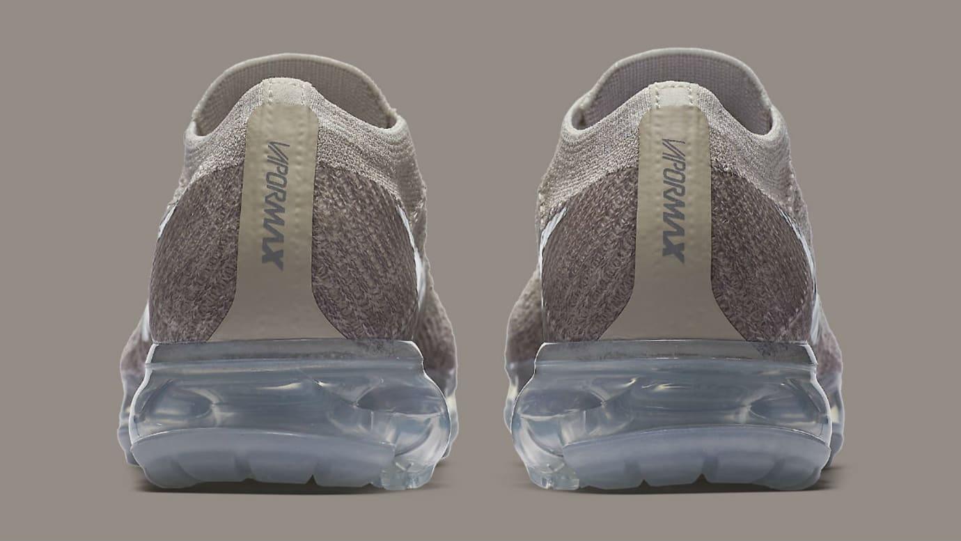 Nike Air VaporMax String Chrome Release Date Heel 849557-202