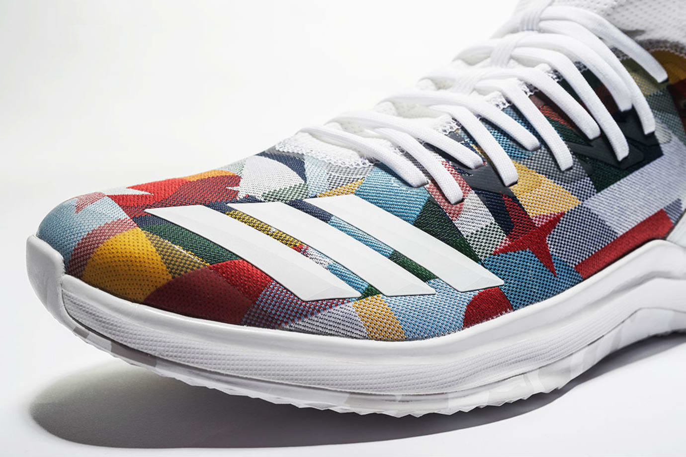 Adidas Nations Icon Trainer Toe