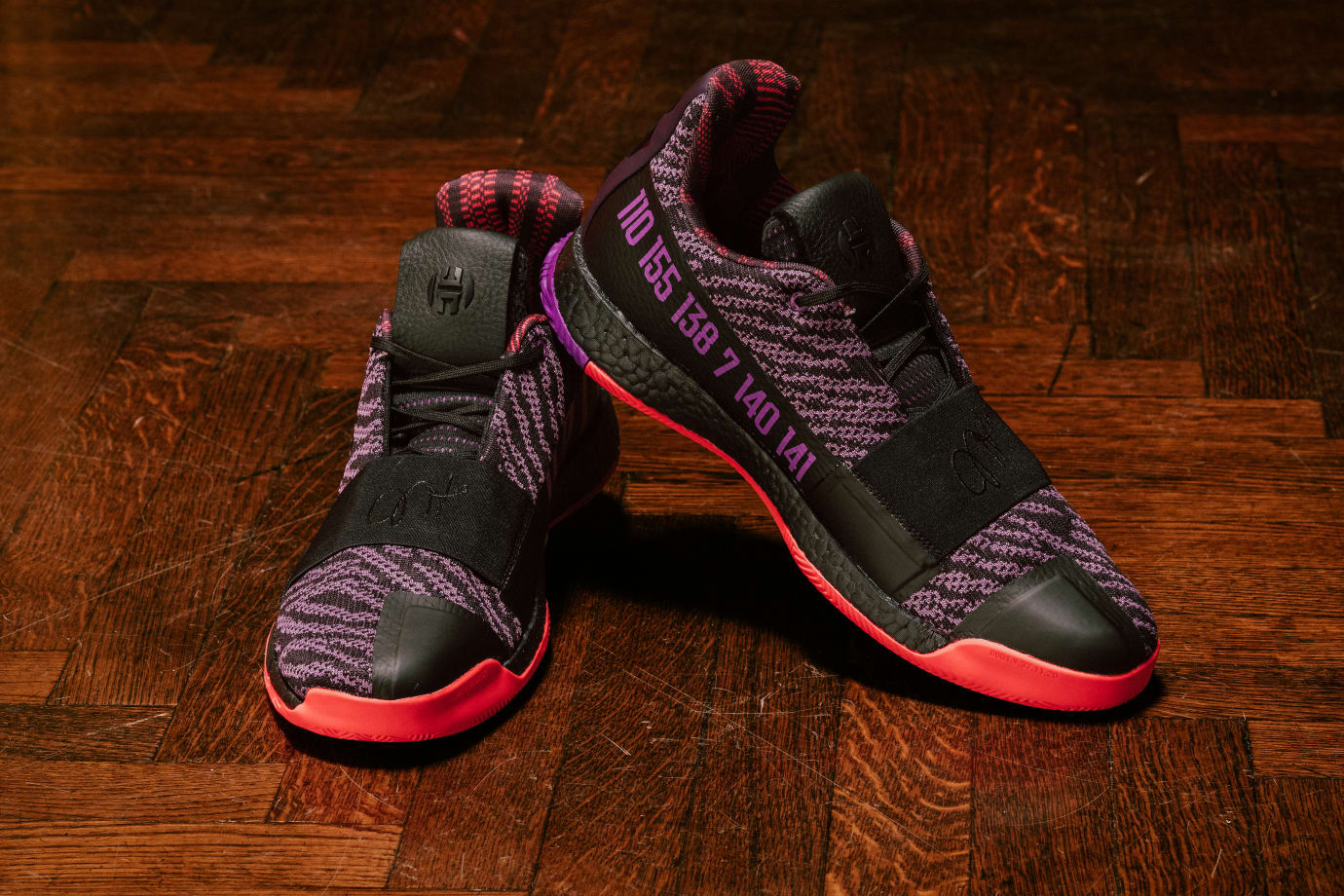 abd27cd0e73 Image via Adidas Adidas 2019 Black History Month Collection Harden Vol. 3