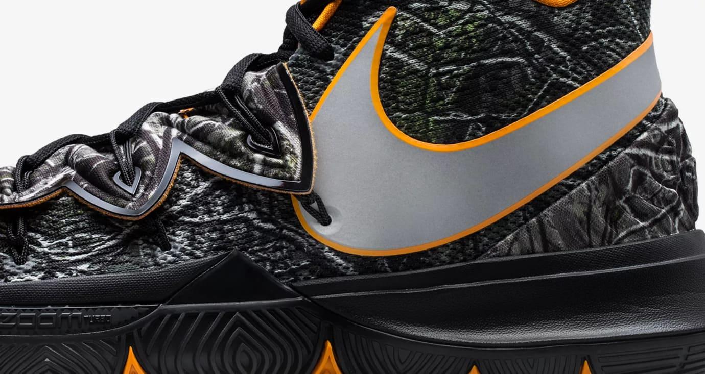 d439fc28ebd8 Image via Nike Nike Kyrie 5  Taco PE  (Swoosh)