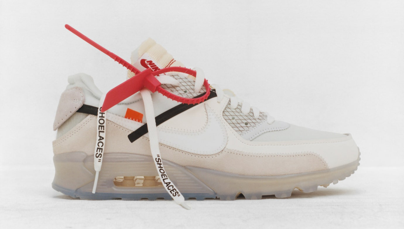 Off White Nike The Ten Virgil Abloh Sneakers Release Date