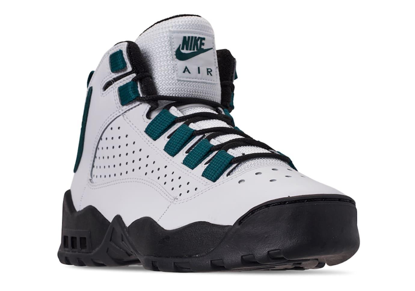 Nike Air Darwin 'White/Teal/Black' AJ9710-100 (Angle)