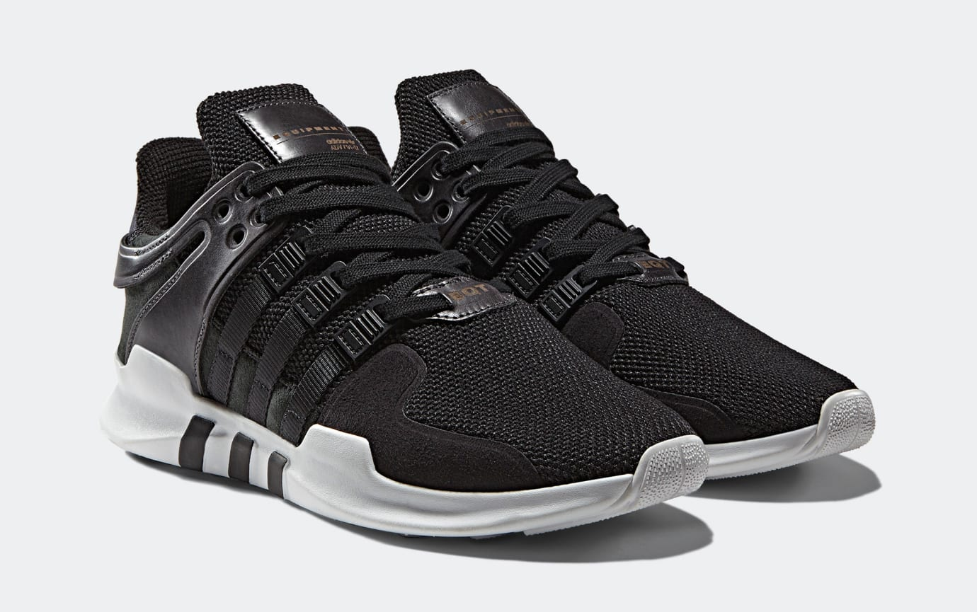 super popular 4c631 ccd12 Image via Adidas Adidas EQT Milled Leather Pack 3