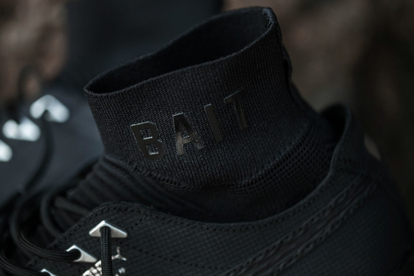 BAIT x Puma Clyde Sock Black Panther Release Date (2)