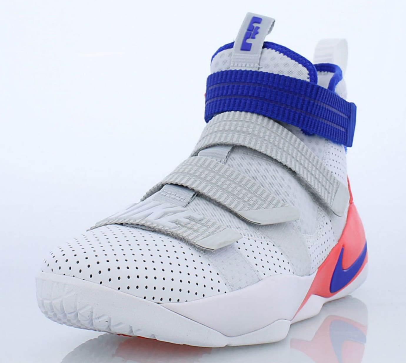 Nike LeBron Soldier 11 Ultramarine Release Date 897646-101
