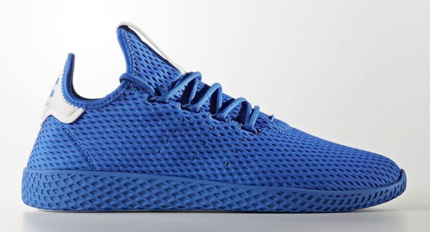 Pharrell x Adidas Tennis Hu Royal Profile
