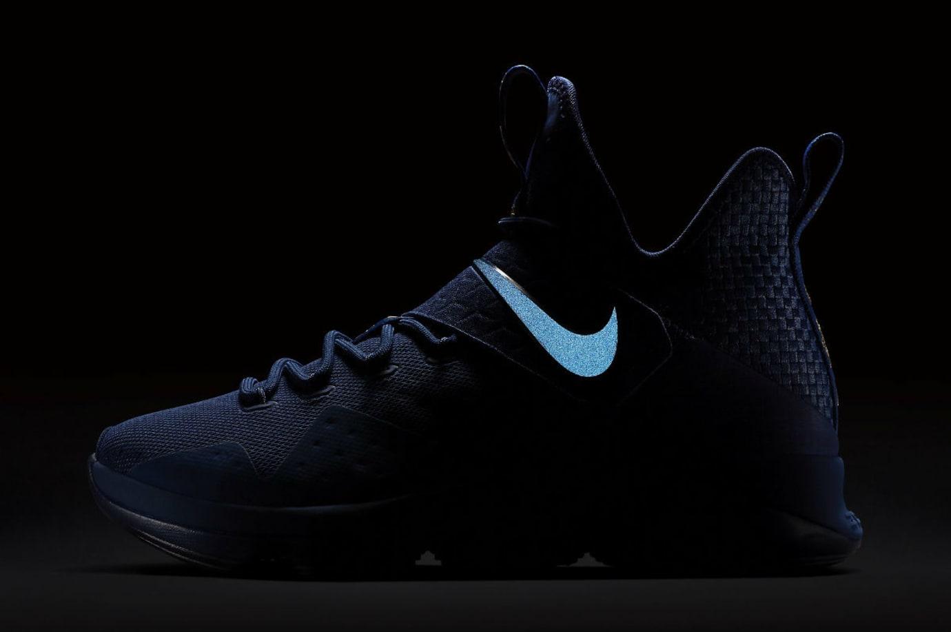 Nike LeBron 14 Agimat U.S. Release Date 3M 852402-400