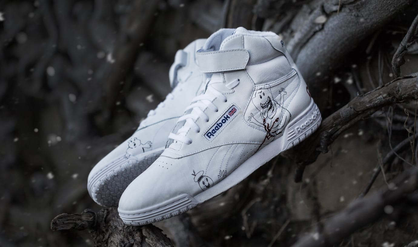 Reebok Ghostbusters Stranger Things Bait 2