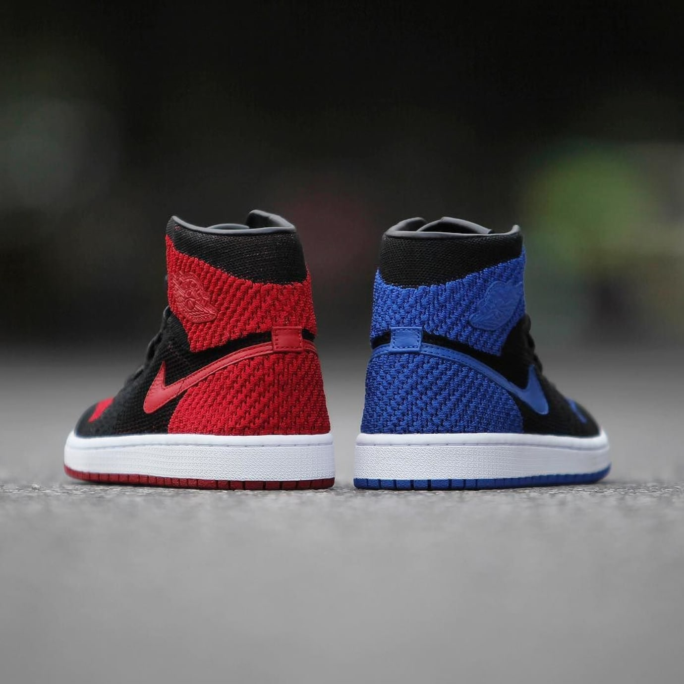 Air Jordan 1 Flyknit Royal Release Date 919704-006 (20)