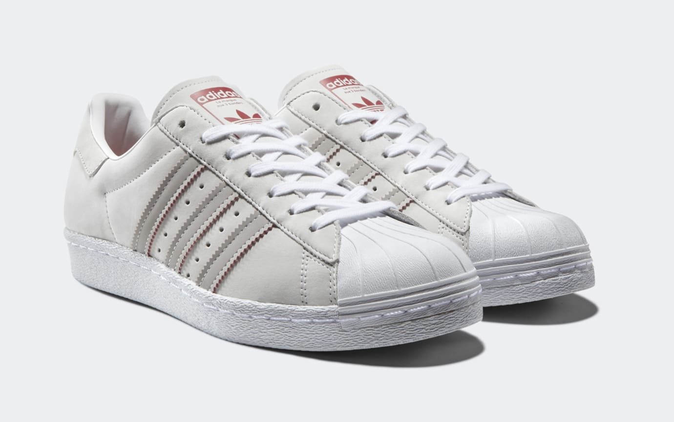 premium selection f8567 a765a Image via Adidas Adidas Chinese New Year Superstar 2