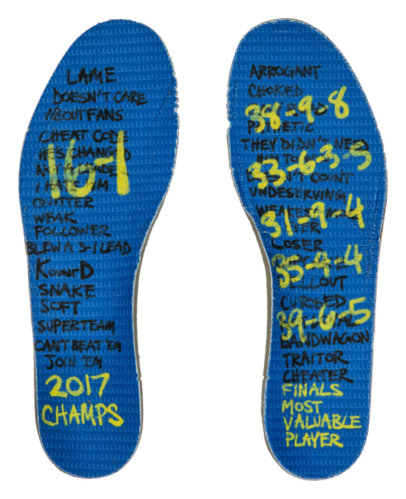 Finals Nike KD 10 897815-403 Insole