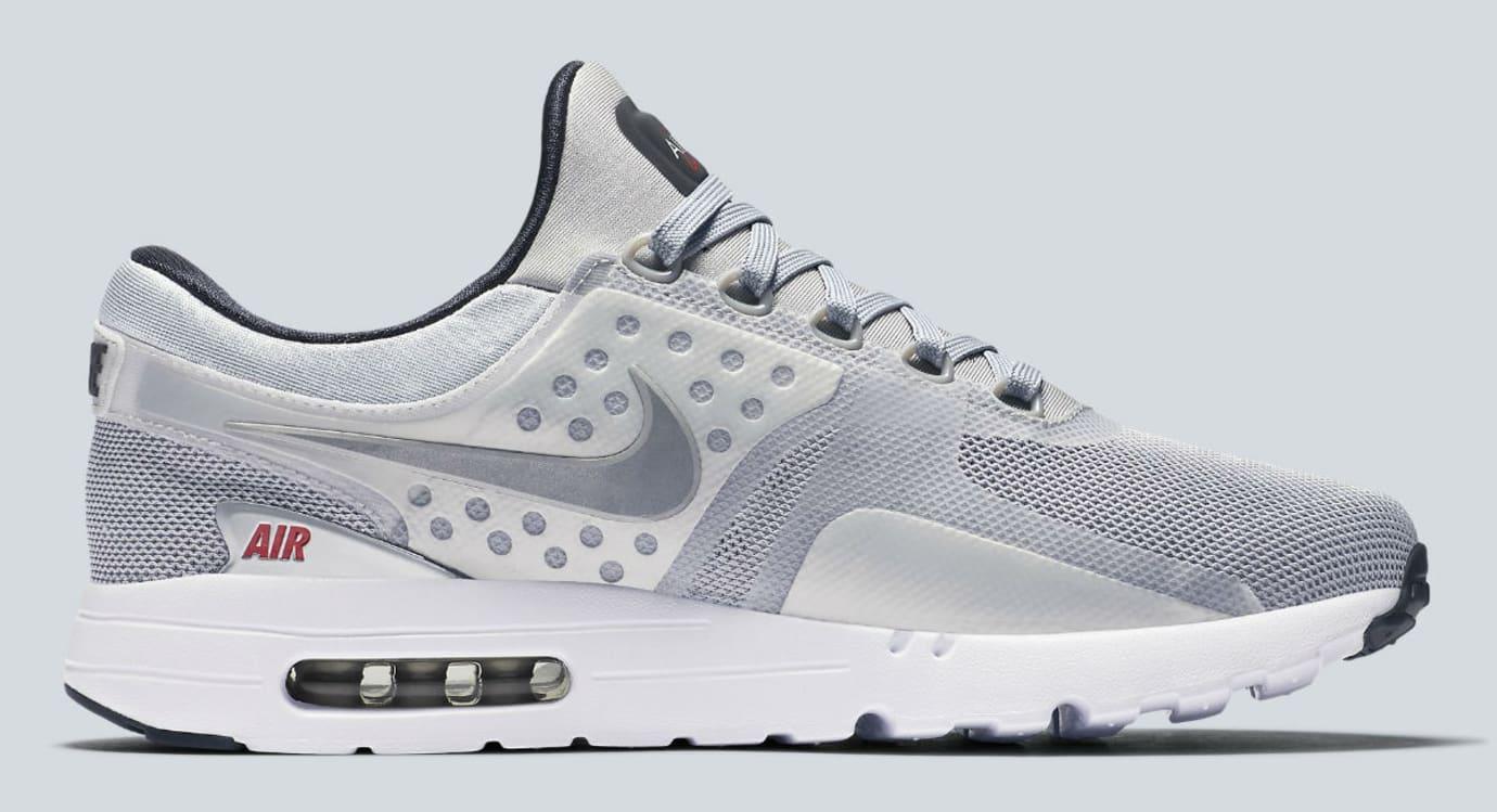 official photos 33809 e25d3 Nike Air Max Zero Silver Bullet Release Date 789695-002 ...