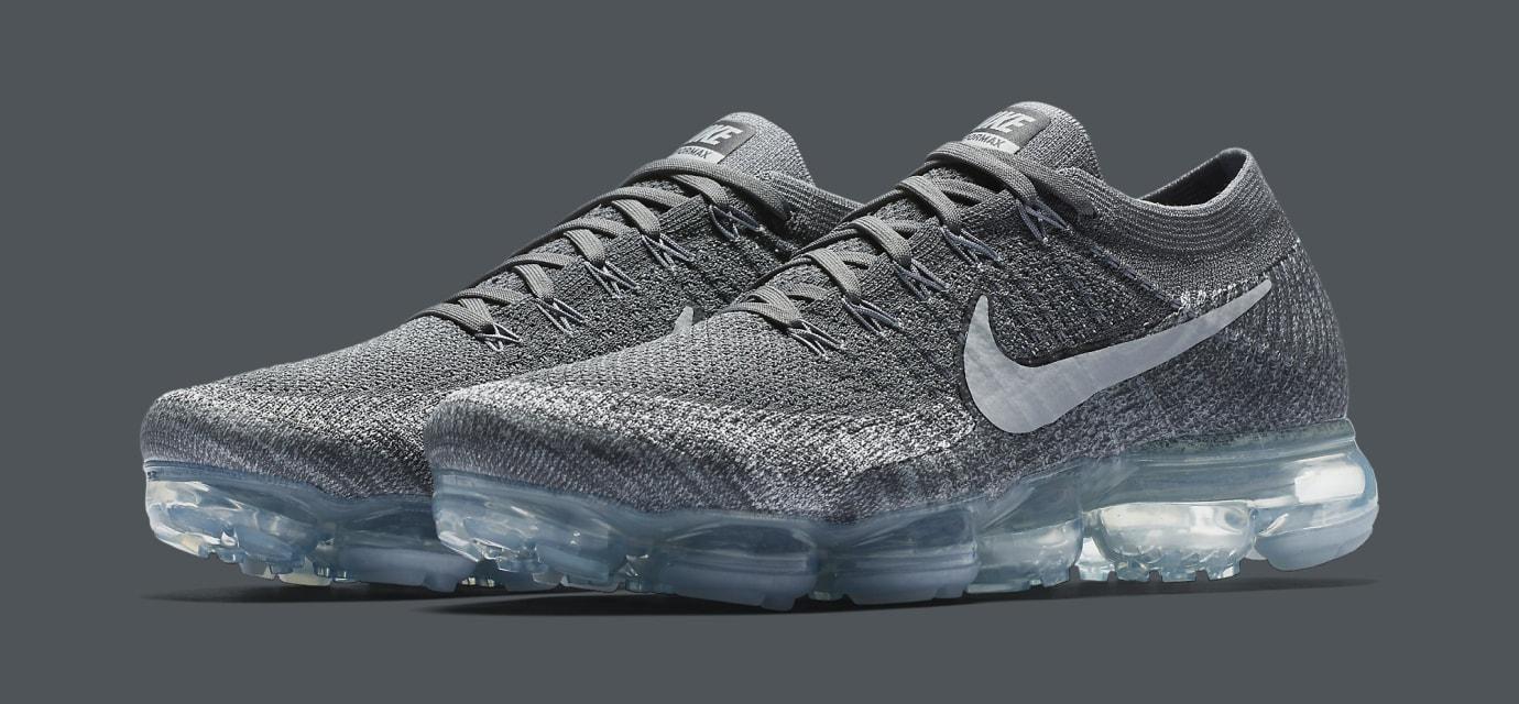 Nike Air VaporMax Dark Grey Pure Platinum 849558-002