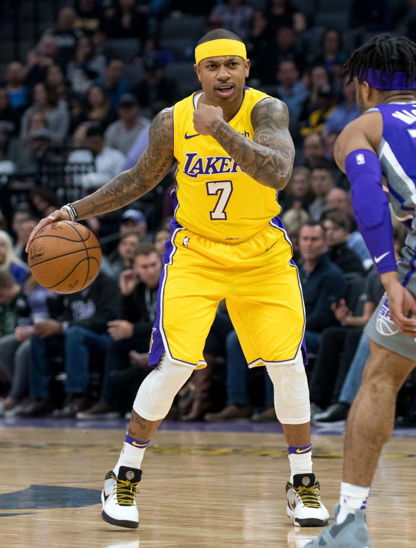 Isaiah Thomas Nike Kobe 4 POP