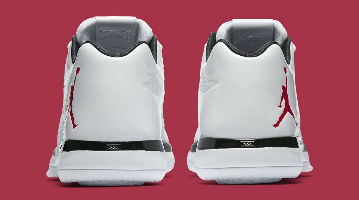 Air Jordan 31 Low Chicago Home Release Date Heel 897564-101
