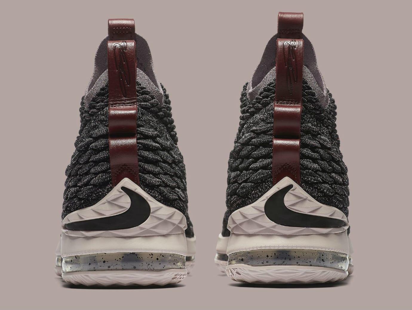 Nike LeBron 15 Pride of Ohio Release date 897648-003 Heel