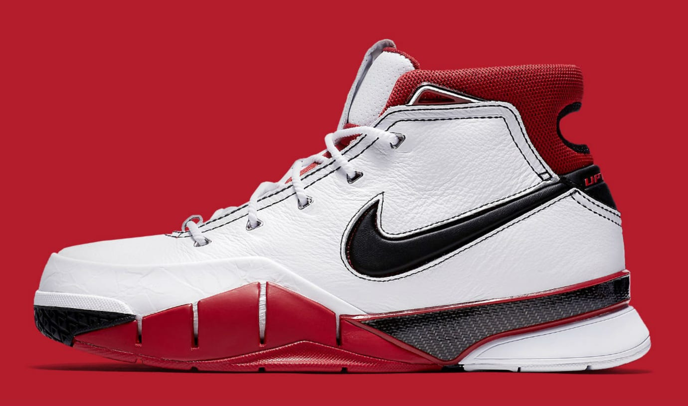 on sale f0627 d3b0c Nike Zoom Kobe 1 Protro All-Star Release Date AQ2728-102 Profile