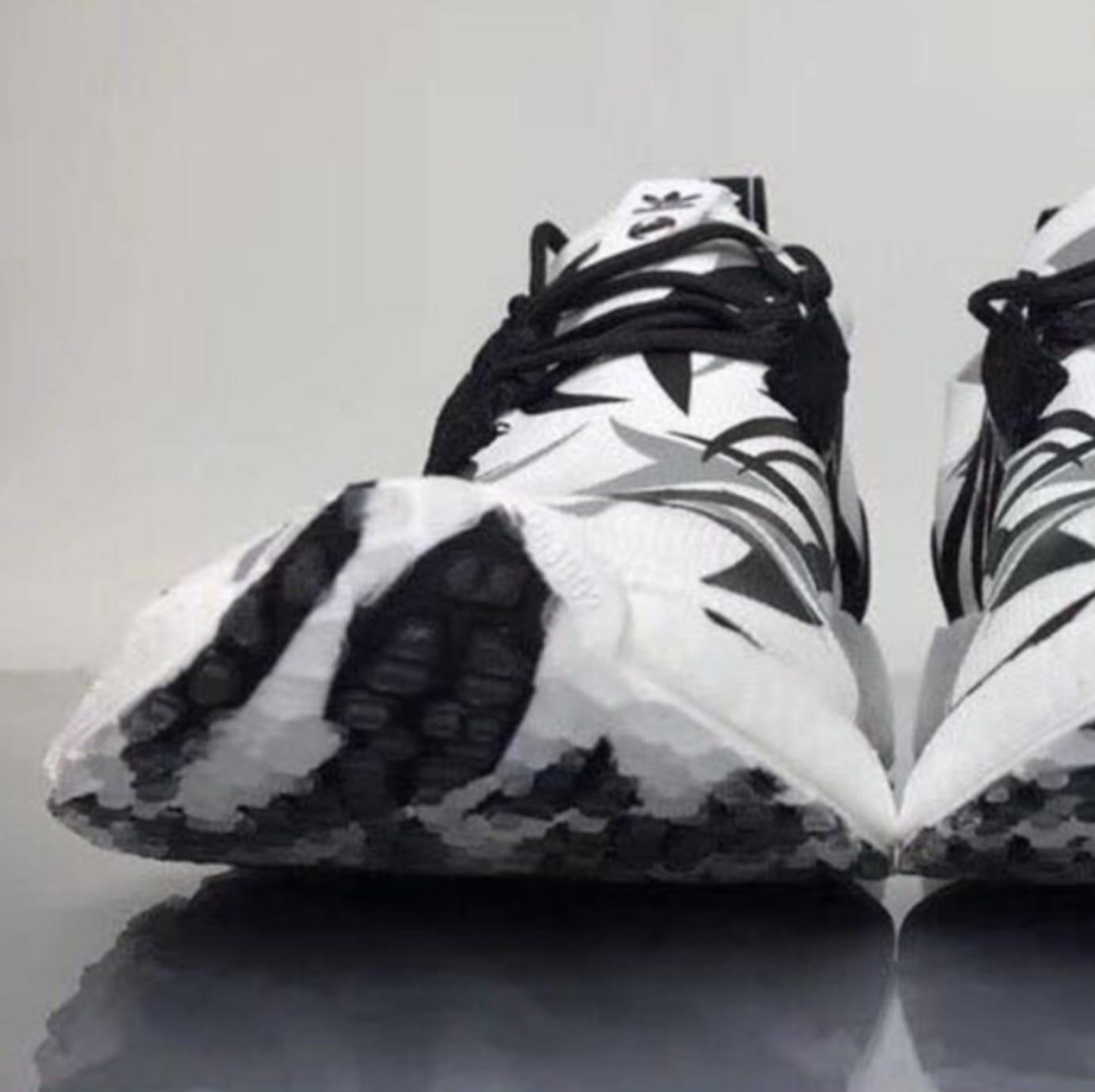 Adidas NMD_Racer x Juice 'Alienegra' (Toe)