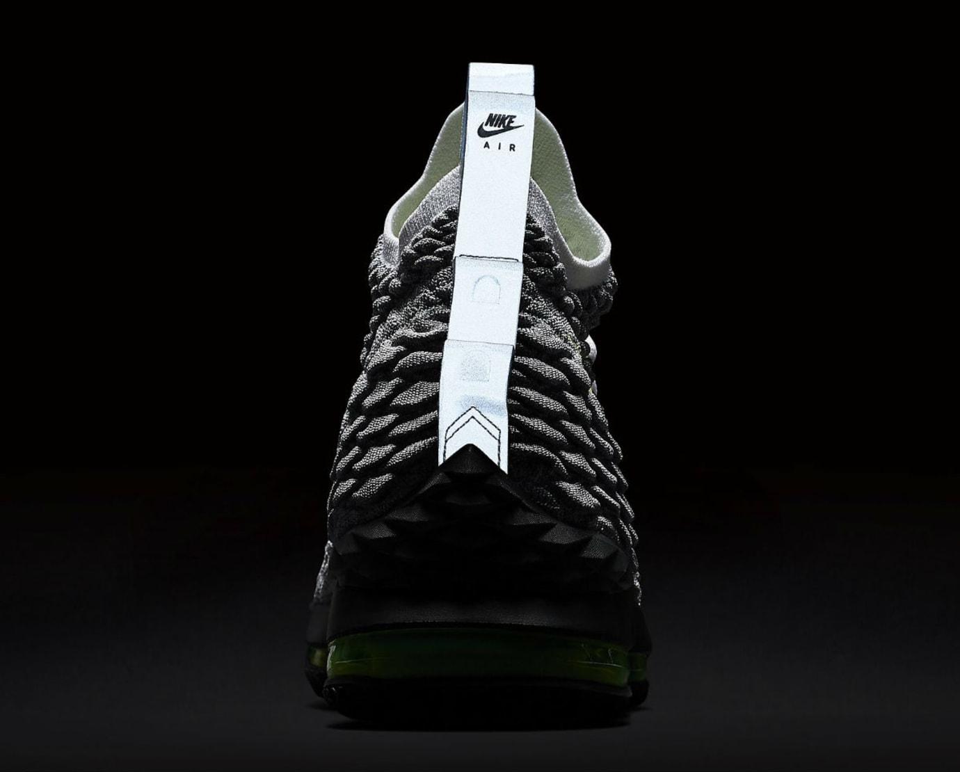 f5db78842c1 Nike LeBron 15 Air Max 95 Neon Release Date AR4831-001 Main