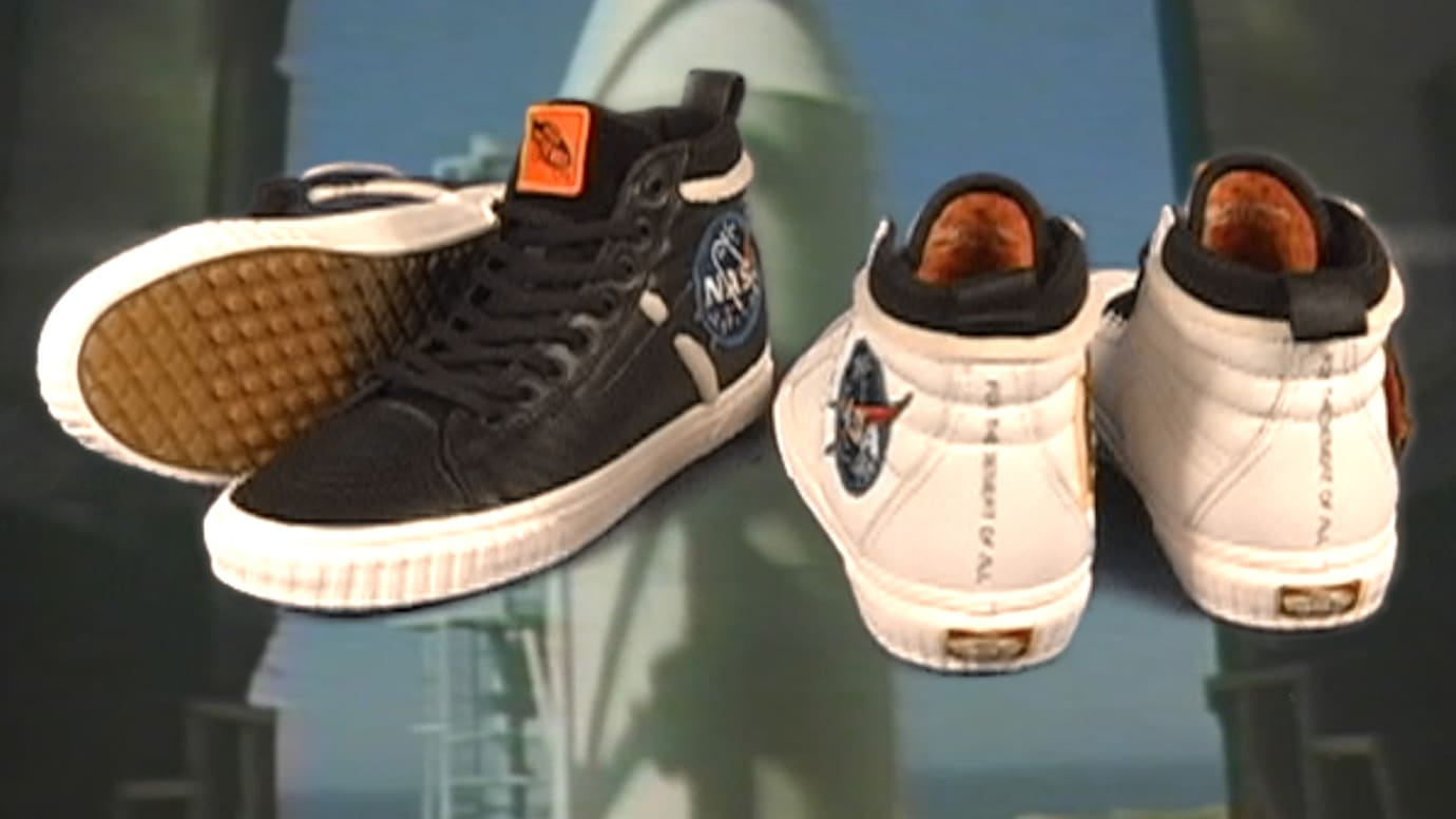 5662bf6df2 Vans x Nasa  Space Voyager  Collection 1