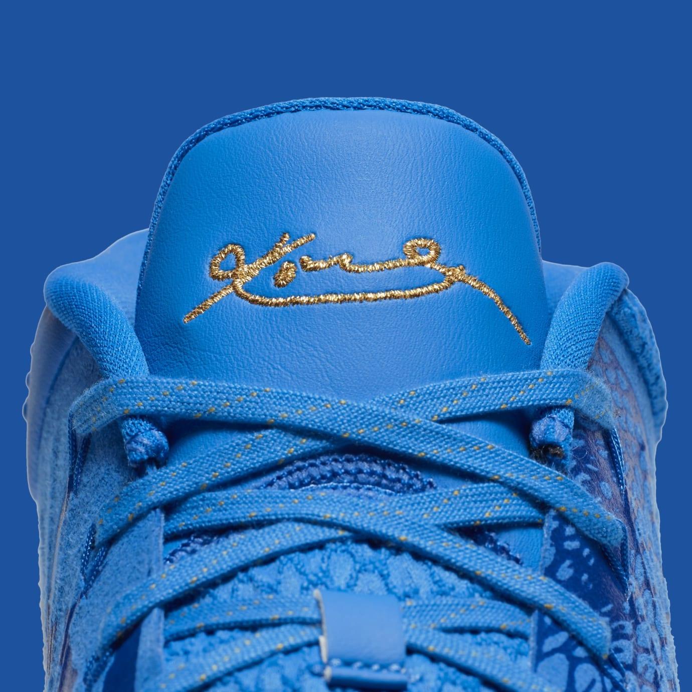 5a758f4f052d Image via Nike Nike Kobe A.D. Mid DeMar DeRozan PE AQ2722-900 (Tongue)
