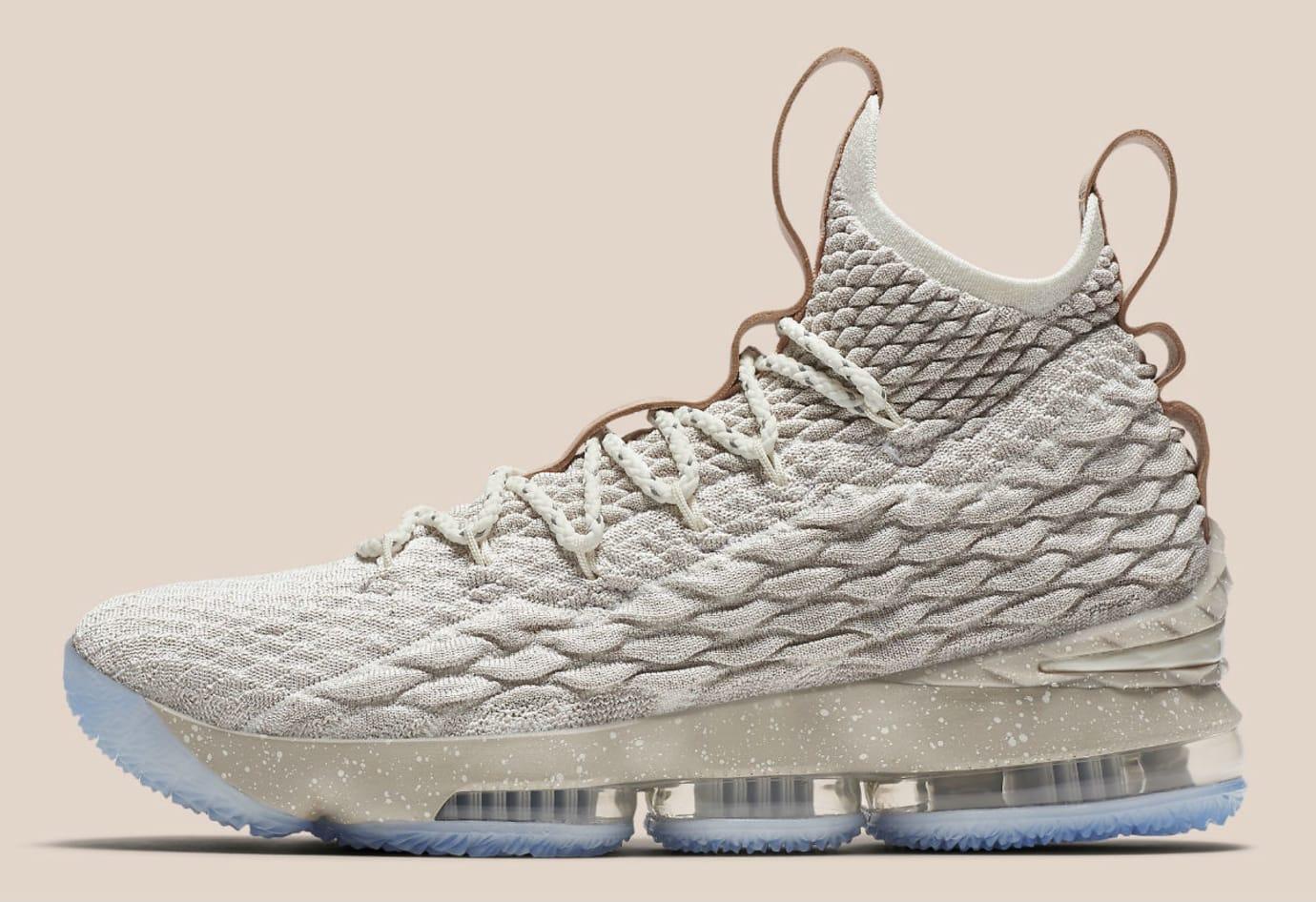 Nike LeBron 15 Ghost Release Date Profile 897649-200