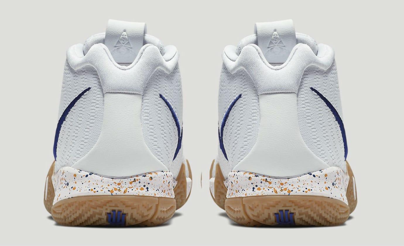wholesale dealer 2c40e 714a1 Nike Kyrie 4 'Uncle Drew' White/Gum 943807-100 Release Date ...