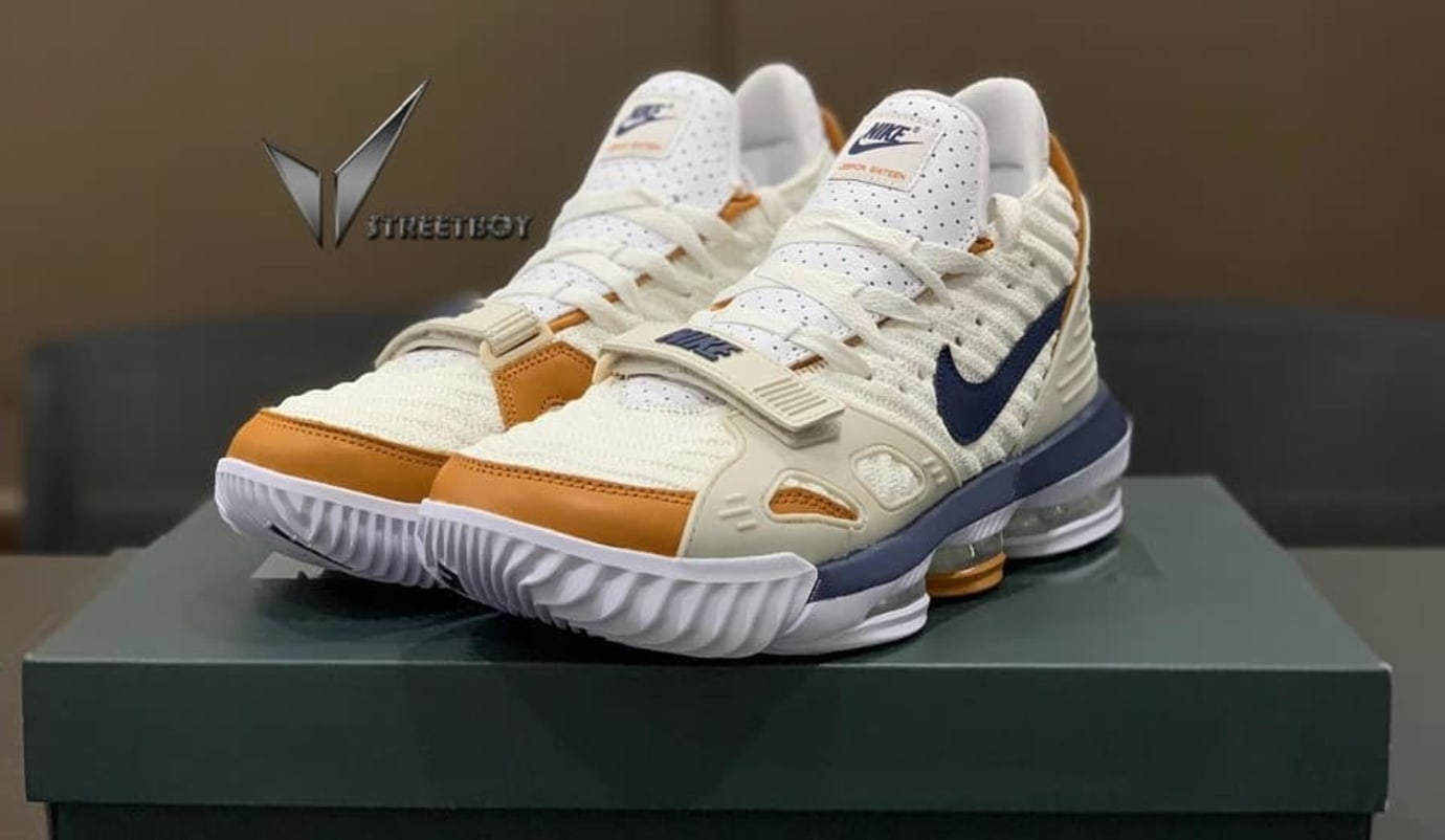 Nike LeBron 16 'Air Trainer 3/Medicine Ball' 1