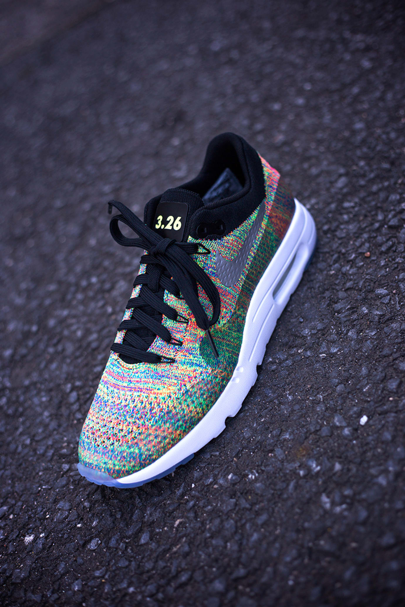 get online united kingdom best supplier Nike VaporMax & Air Max 1 Multicolor Flyknit Air Max Day ...