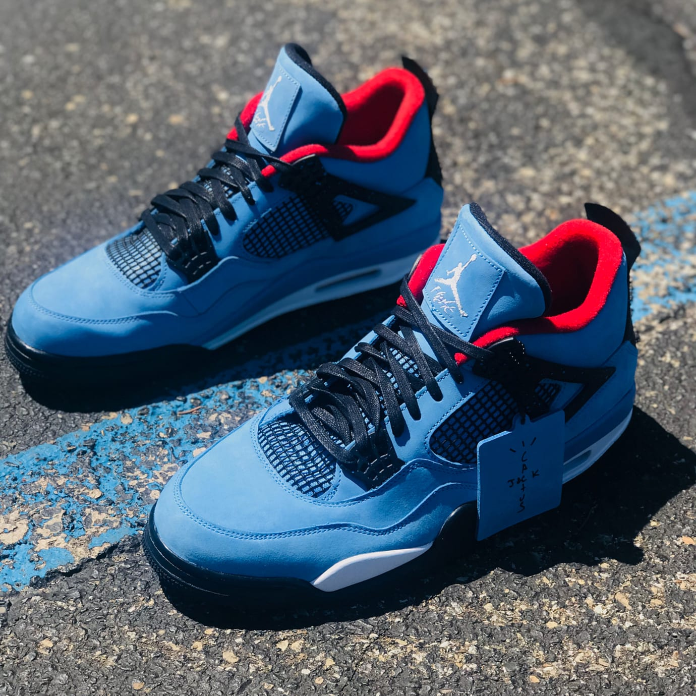 Travis Scott x Air Jordan 4 Oiler Release Date 308497-406 Beauty
