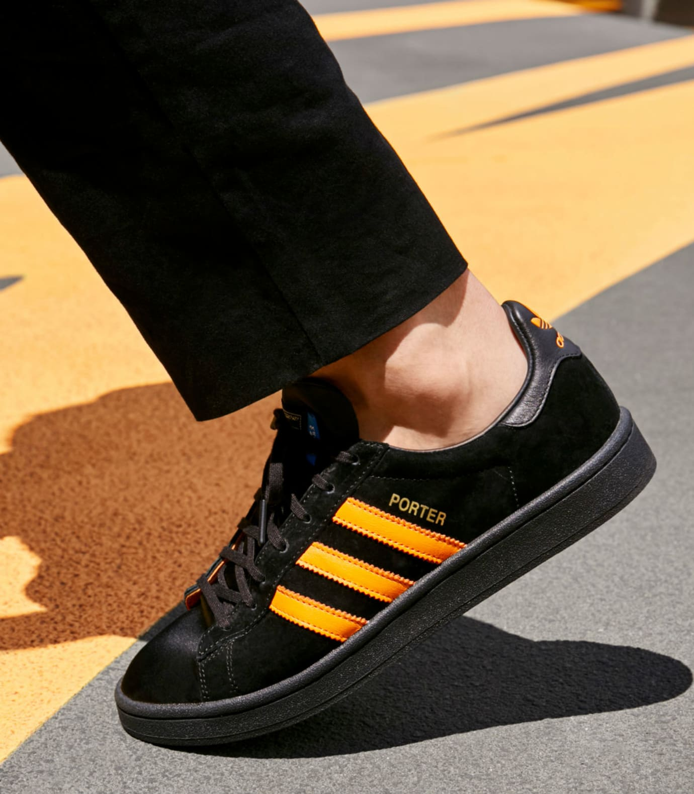 Porter x Adidas Campus Release Date B28143 | Sole Collector