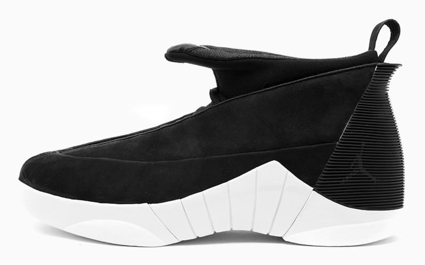 2c18d17ee7185d PSNY x Air Jordan 15 Black Release Date