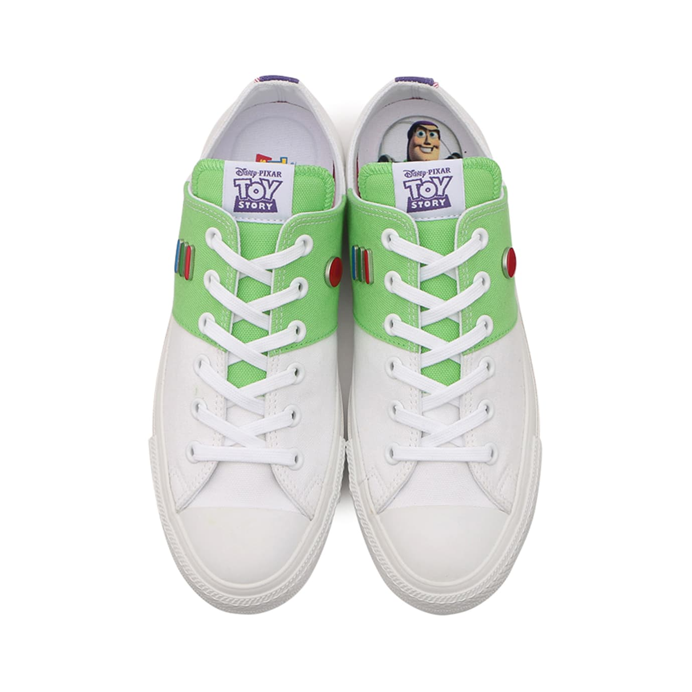 7a39709546 Image via atmos · Toy Story x Converse Chuck Taylor All Star Low 32862650 3