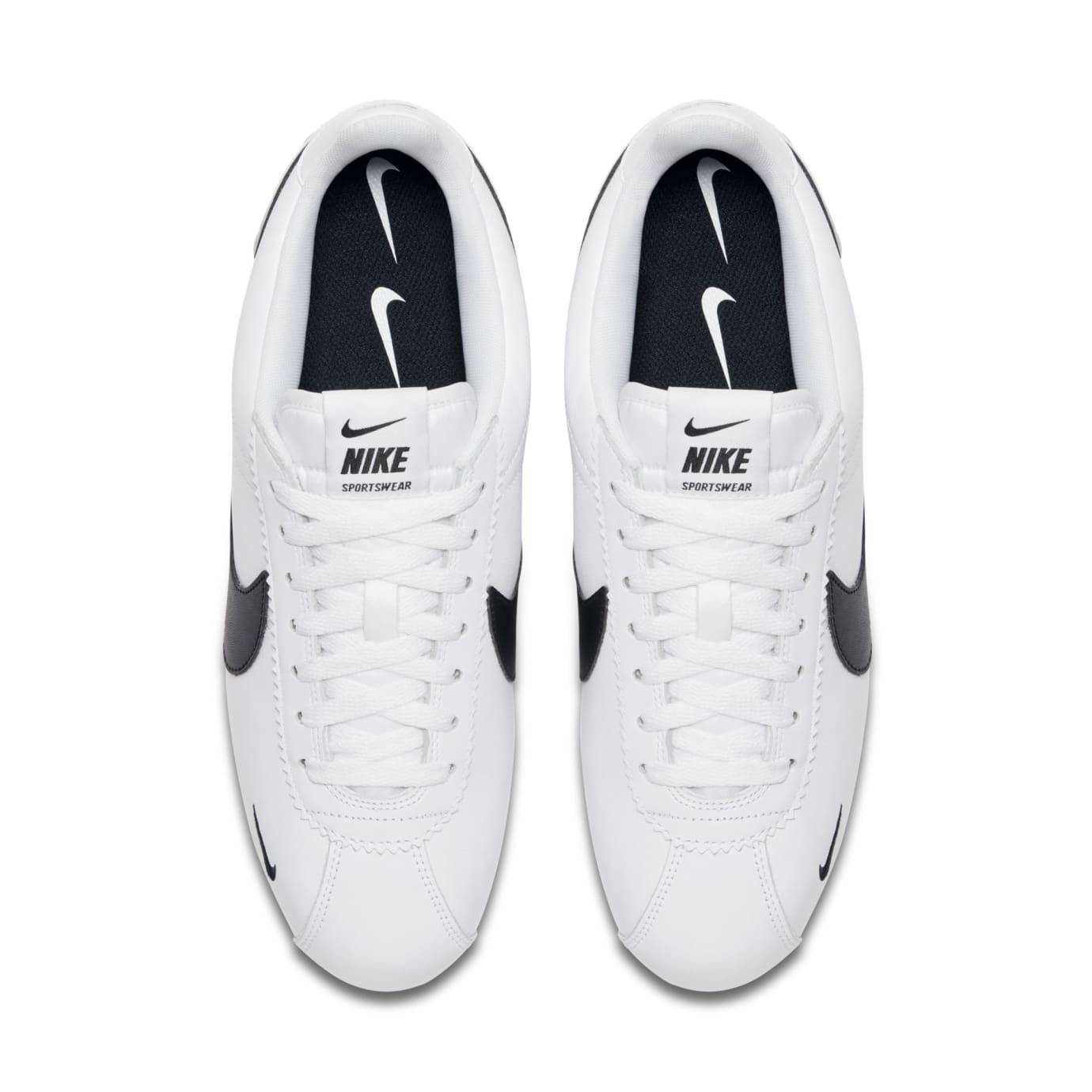 9c16ec66071 Image via US11 · Nike Cortez Classic Premium  Swoosh  (Top)