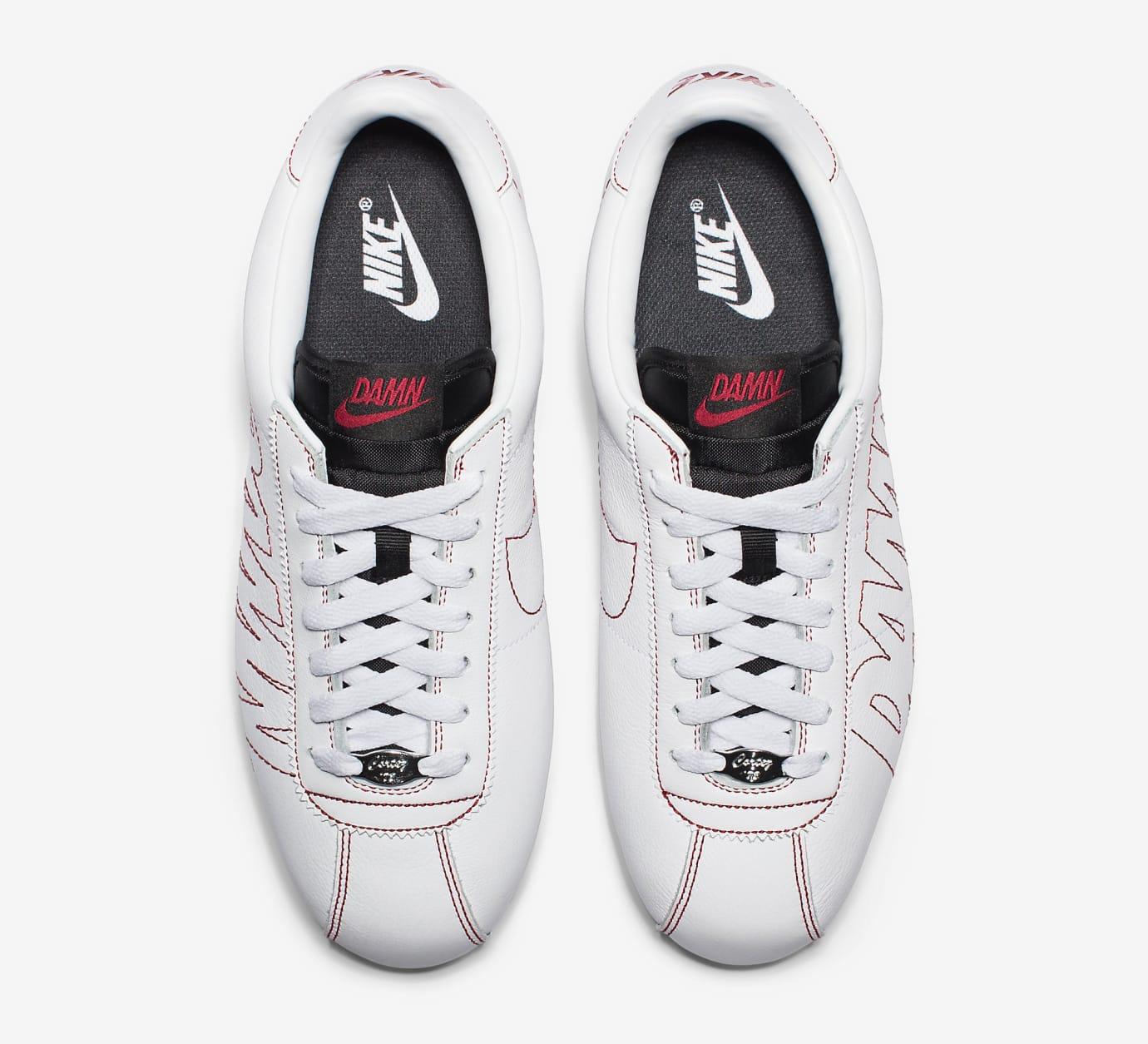 Kendrick Lamar Nike Cortez Kenny Damn AV8255-106 Top