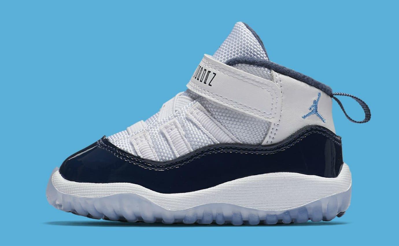 Air Jordan 11 XI Win Like '82 Toddler Release Date 378040-123